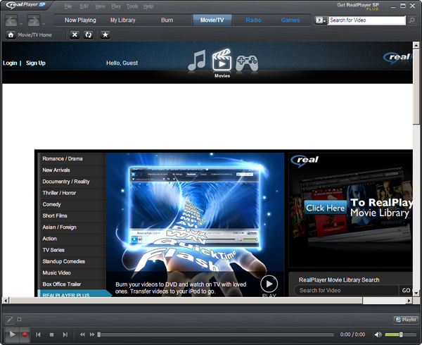 How to Download YouTube Videos using RealPlayer SP « Refolder