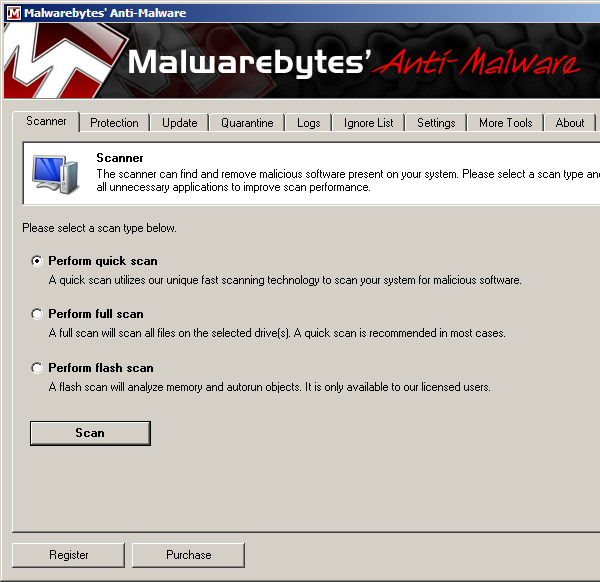 Malwarebytes Anti Malware Review Refolder
